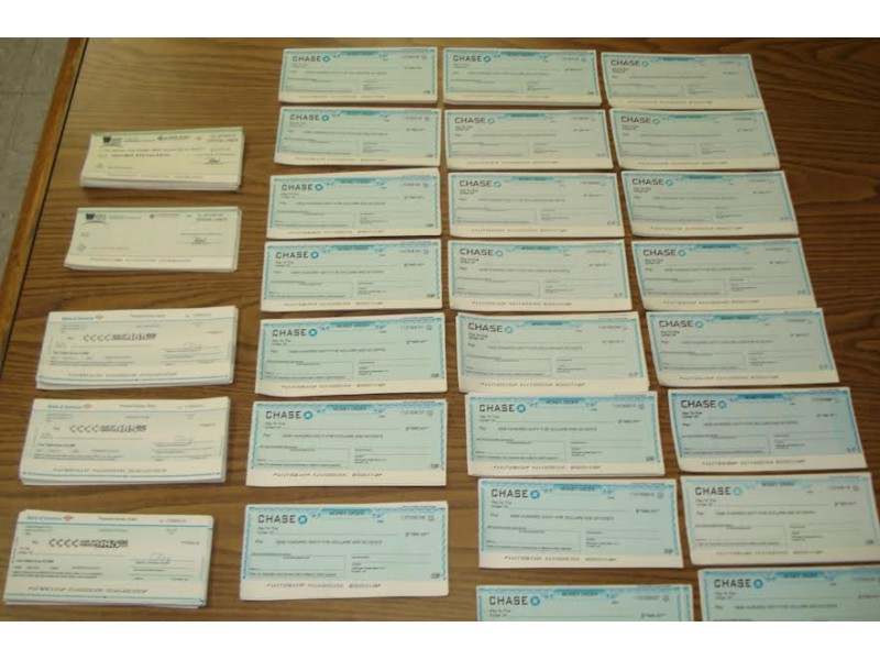 Customs 730k In Fake Checks Money Orders Smuggled Into Jfk Long Beach Ny Patch