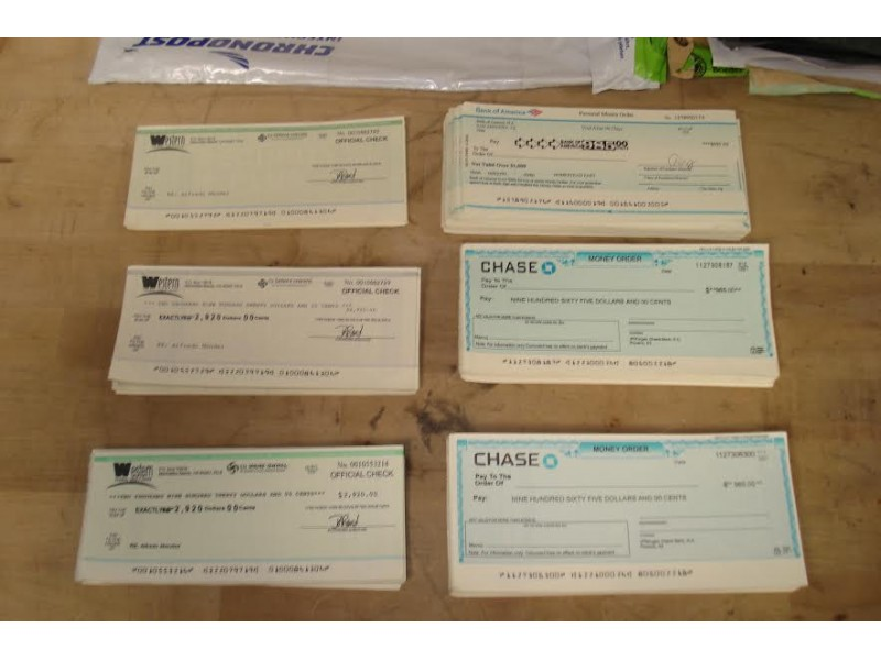 Customs 730k In Fake Checks Money Orders Smuggled Into Jfk Five Towns Ny Patch