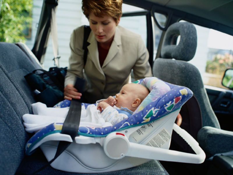 Is Your Car Seat Installed Right? Have it Checked Thursday ...
