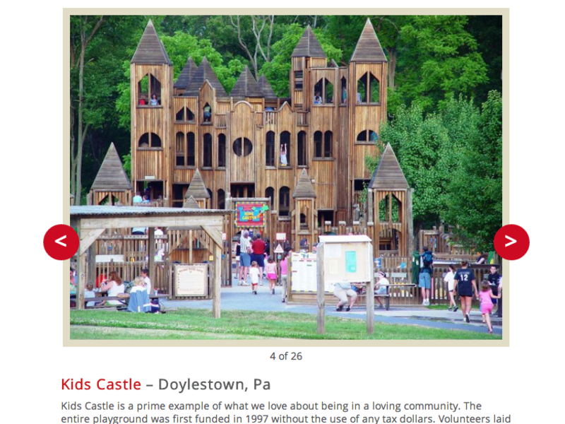 Kids Castle Named One Of World S Most Unbelievable Playgrounds