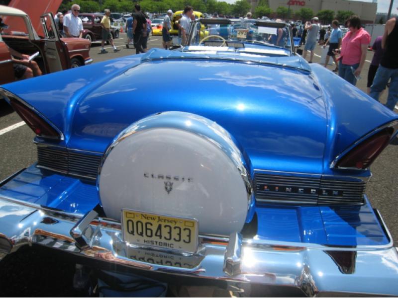 Parx Casino Car Show