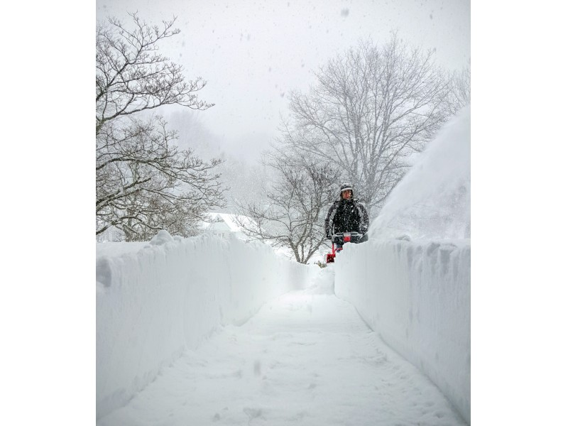 PA Blizzard: Historic Snow Totals, Travel Resumes, One Death