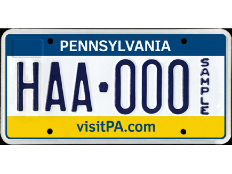 Car Registration Stickers To Be Eliminated In Pa. | Newtown, PA Patch