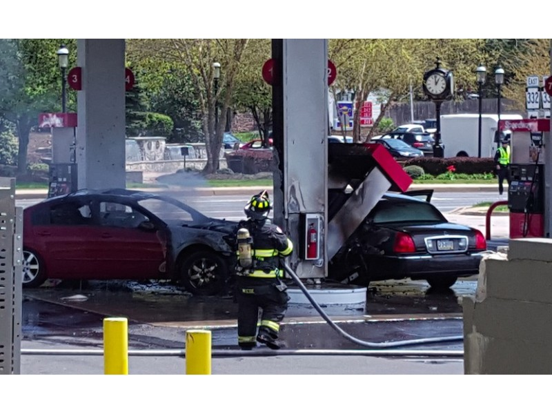 Newtown Pa Car Accidents