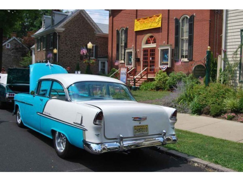Annual Newtown Car Show Set For July 19 | Newtown, PA Patch
