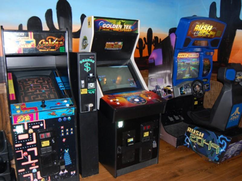 Retro Arcade Coming to Red Bank Retro