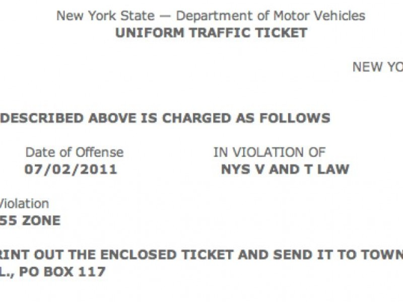 State Police Hoax Email Claiming To Be Traffic Ticket