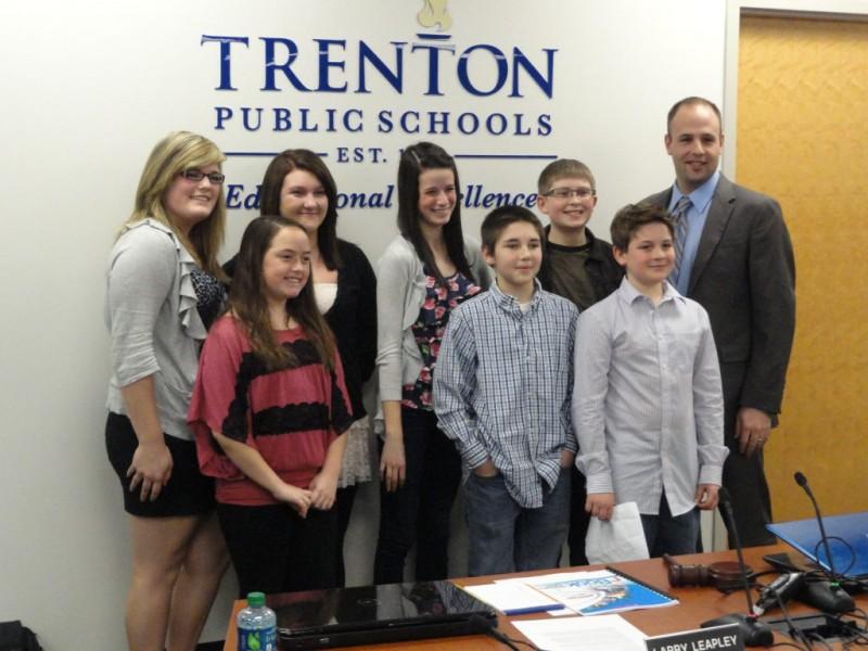 Arthurs Middle School Makes Schools To Watch List Trenton Grosse
