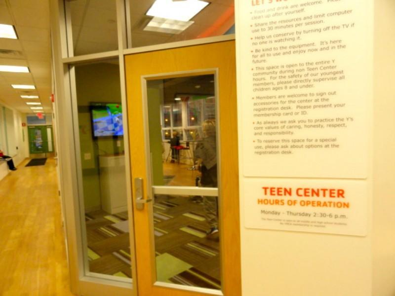 Teen center open door russian women