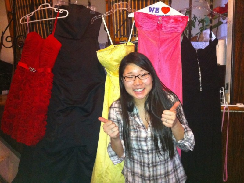 Prom Dresses for $10? One Cinnaminson Teen is Making it Happen ...