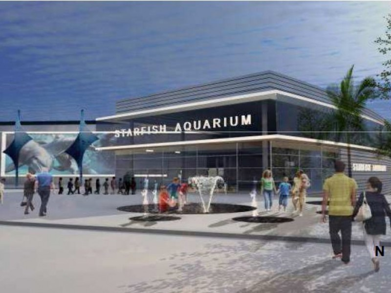 Clearwater marine aquarium eyes city hall for 160 million expansion clearwater fl patch for Wawa winter garden fl