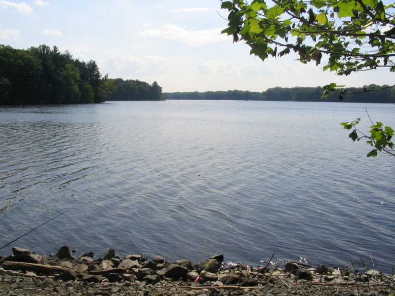 Watershed Recreation Program at Oradell Reservoir   Ridgewood, NJ Patch