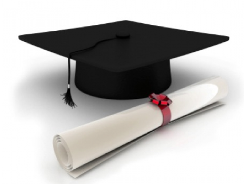 Residents Earn College Degrees