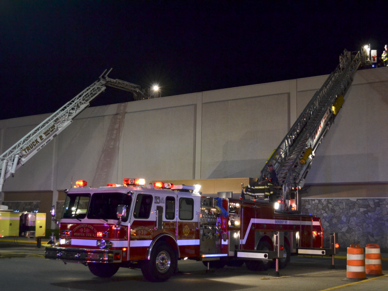 Fort Wayne Mall >> Electrical Fire Closes Sears in Willowbrook Mall | Wayne, NJ Patch