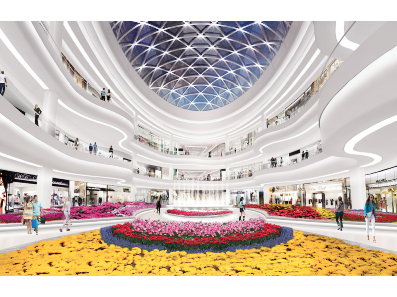 39 most expensive retail project on earth 39 coming to - Jersey gardens mall movie theater ...