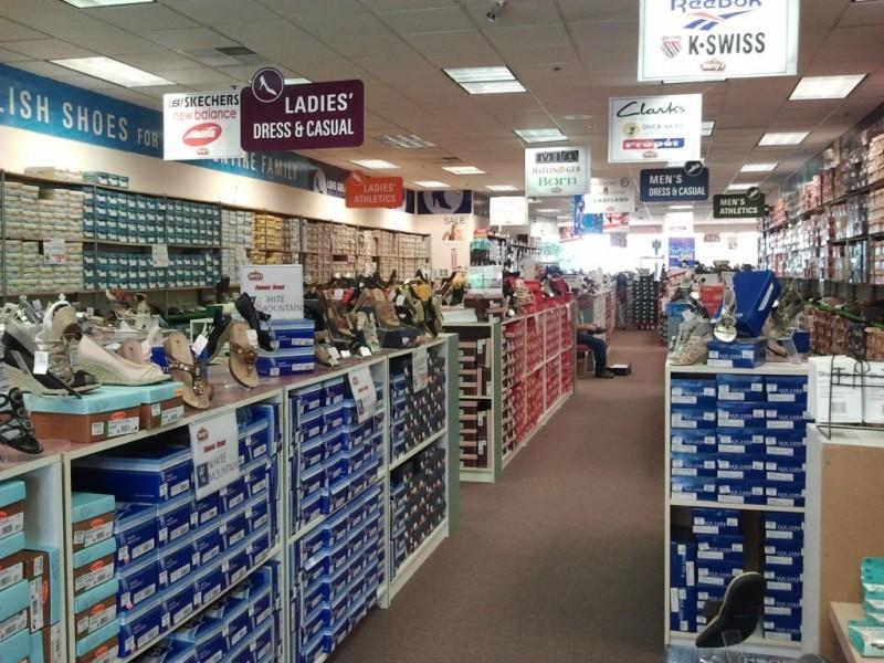 Ridgewood Shoe Store