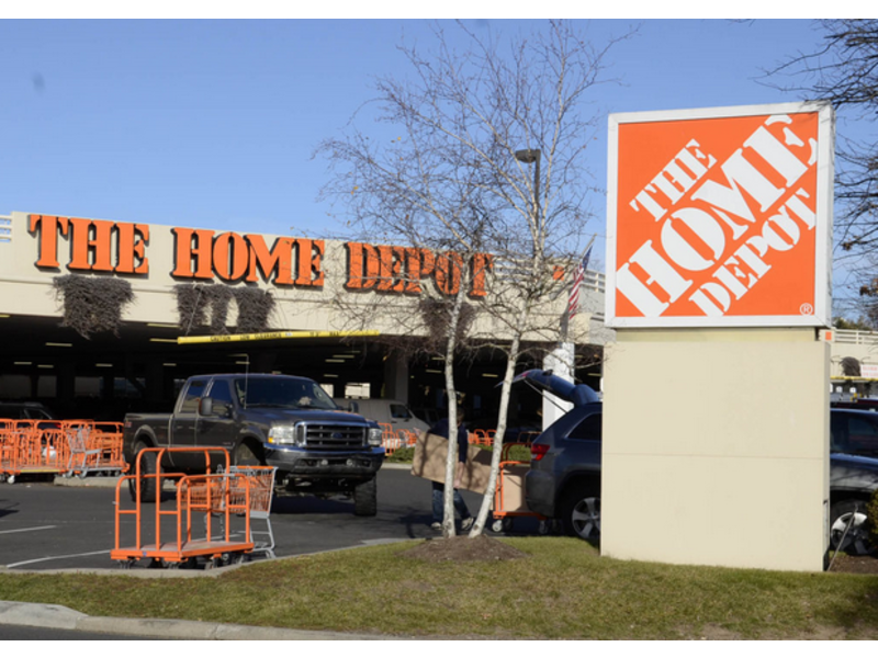 Use A Credit Or Debit Card At Home Depot Since April Here