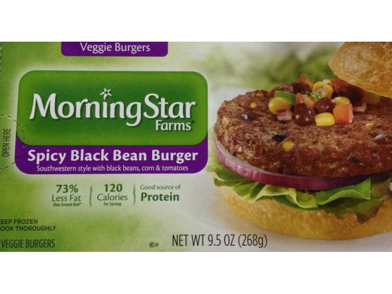 Perfect ... Morningstar Farms Recalls Some Spicy Black Bean Burgers 0 ... Photo