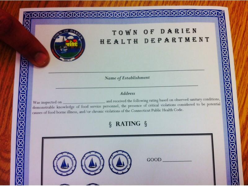 Darien Health Inspections One Restaurant Rated 39 Fair 39 Three 39 Good 39 Darien Ct Patch
