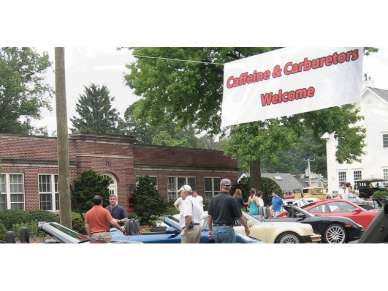 Thousands flock to caffeine and carburetors sunday new for Foreign car motors norwalk ct