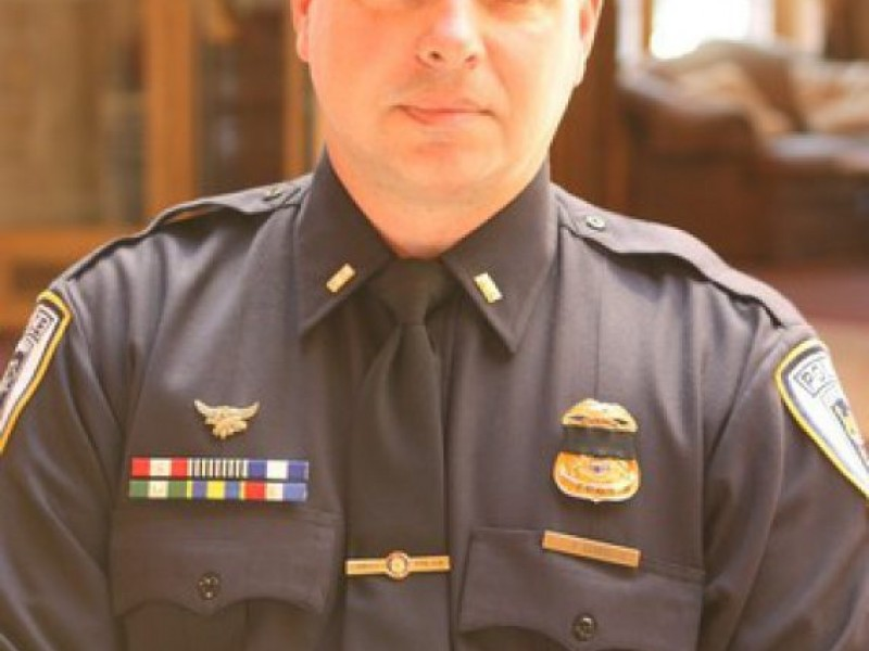 Troy Police Department Names Officer Command Officer