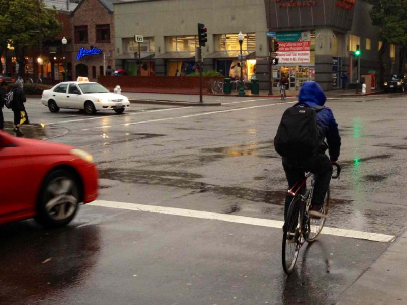Wet Weather? No Problem! A Short Guide to Biking in the Rain