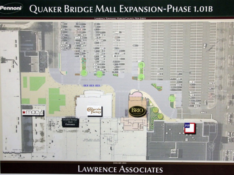 Brio Tuscan Grille Approved for Quaker Bridge Mall | Lawrenceville ...