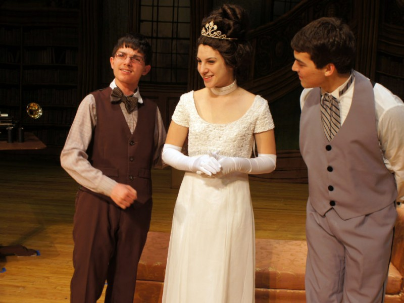 The Panas Players Present My Fair Lady May 4-5 | Peekskill, NY Patch