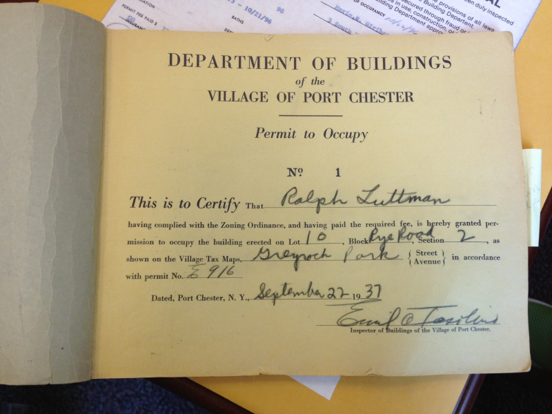This is What Your Occupancy Certificate Should Look Like | Port ...