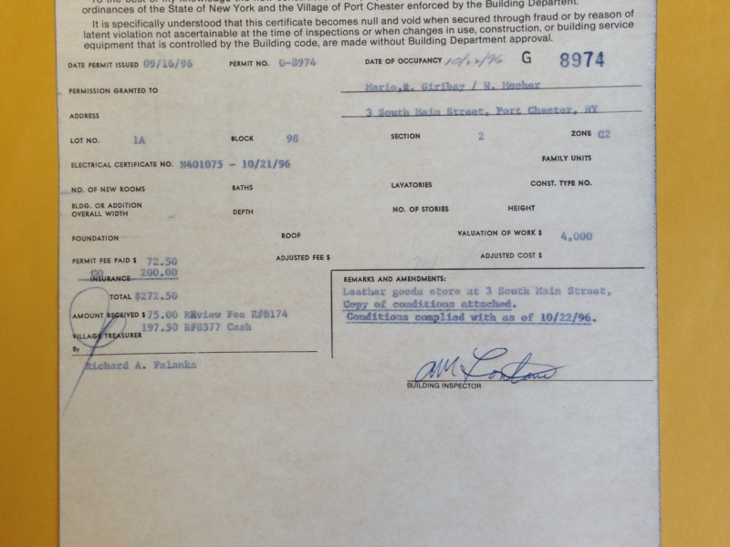 This Is What Your Occupancy Certificate Should Look Like Port