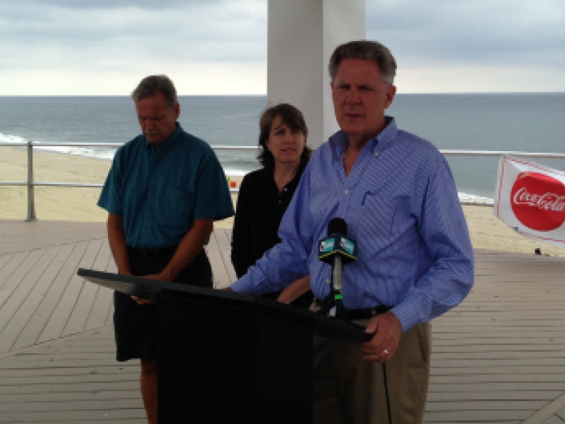 Enivironmentalists, Pallone Call for Crackdown on Medical Waste Dumping