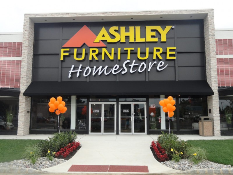 It 39 S Official Ashley Furniture Celebrates Grand Opening At Eatontown Location Long Branch Nj