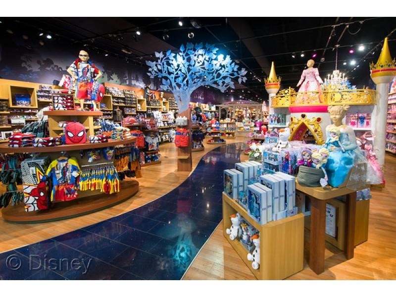 Disney Store Opens Saturday in Burlington | Burlington, MA ...  Disney Store Op...