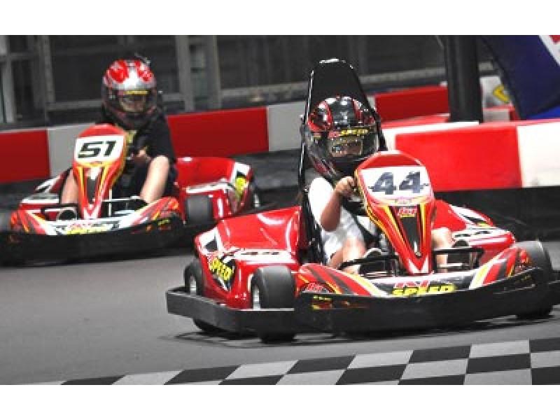 Indoor, All-Electric Go-Kart Racing Coming to Wilmington ...