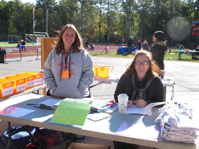 7th Annual Walk For Education A Success Tewksbury Ma Patch