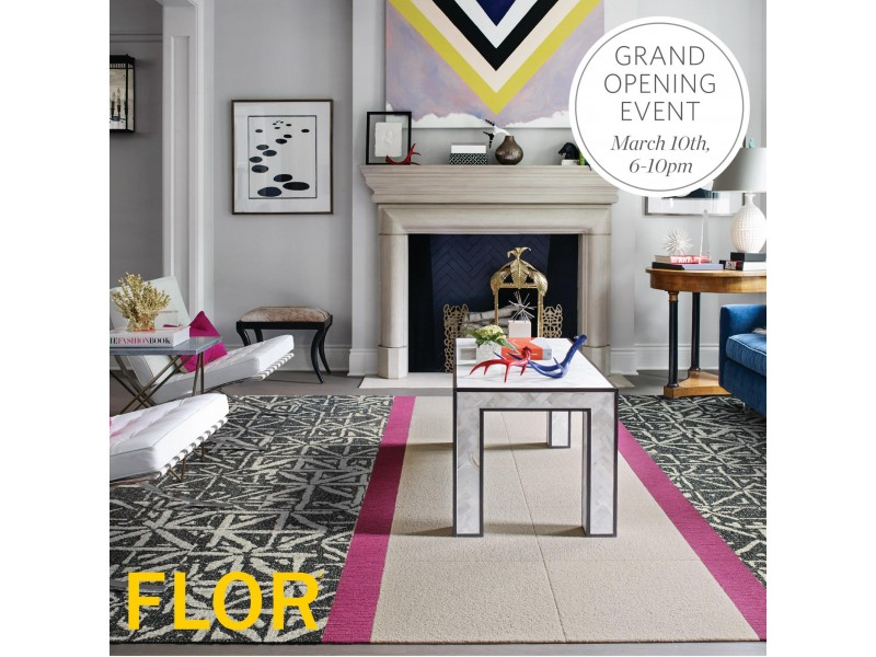 FLOR Grand Opening Thursday At 3rd Avenue. BURLINGTON, MA ...