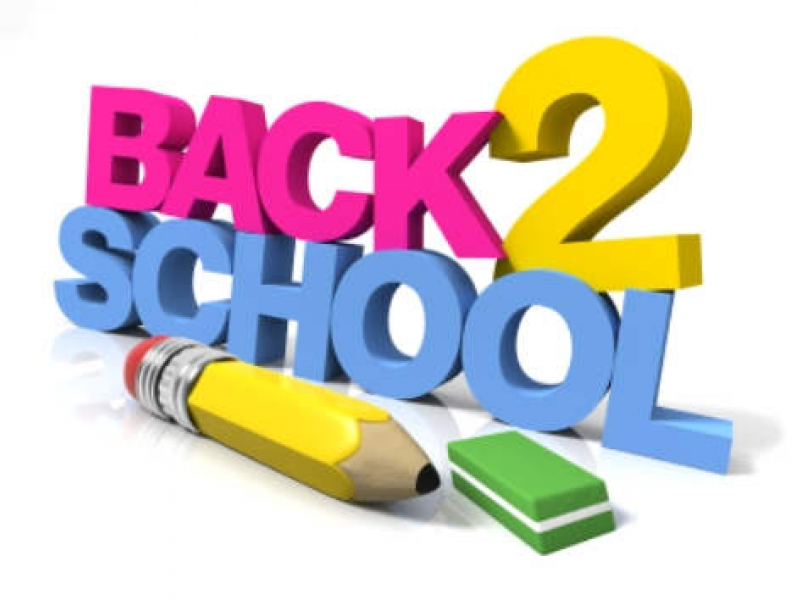 Mathing Matters: Back 2 School