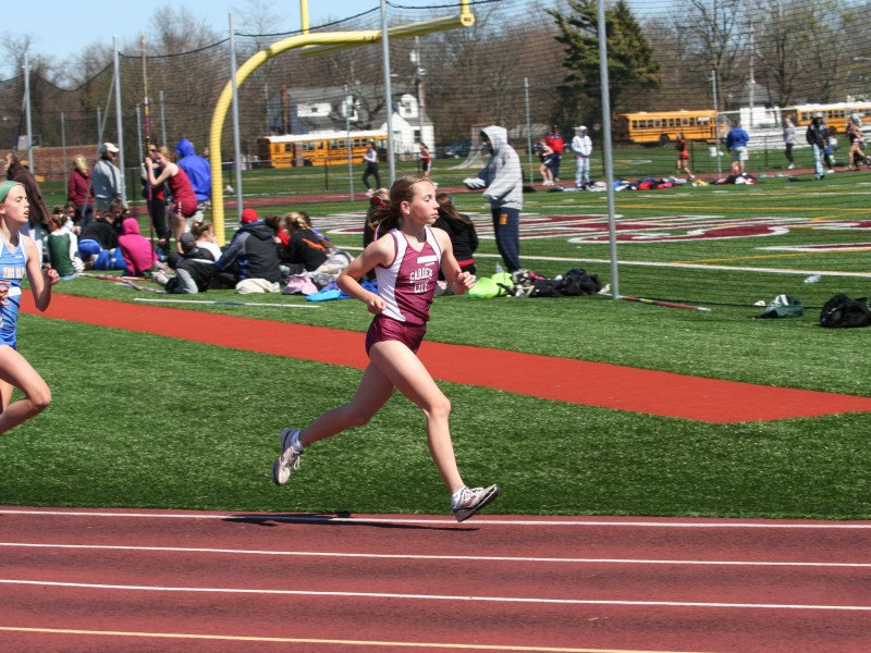 Garden City Girls Successful on the Track   Garden City, NY Patch