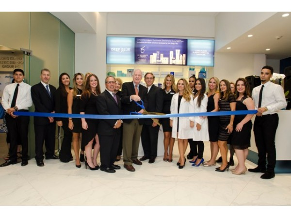 Long Island Plastic Surgical Group Celebrates Grand Opening Of Deep Blue Med Spa And Re