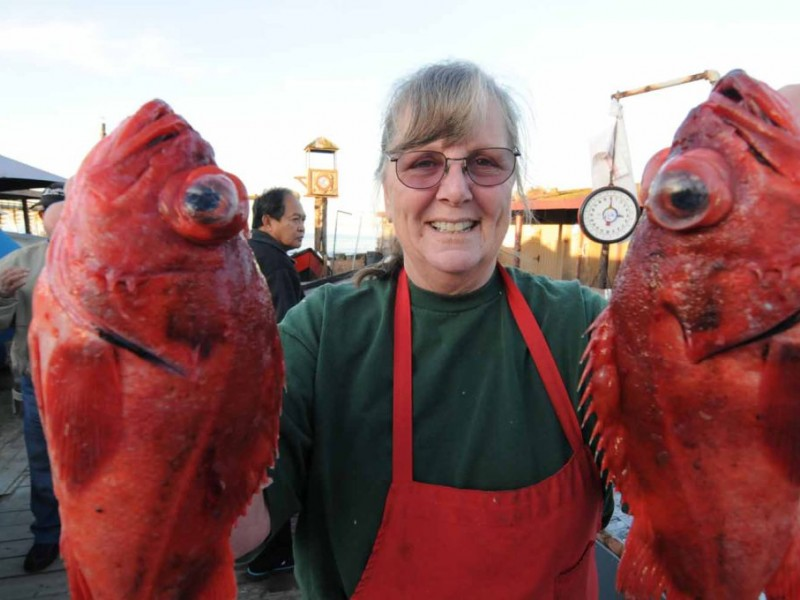 Slideshow Fresh Fish At The Dory Fleet Market Newport Beach Ca Patch