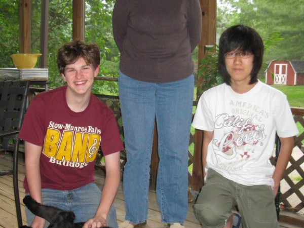 Japanese Exchange Student Now has Second Home, Family in Stow ...