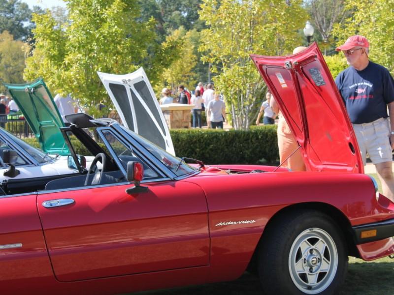Norcross Italian Car Show