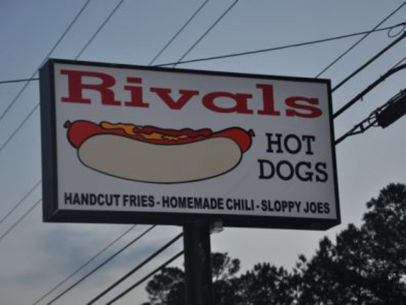 Rivals Hot Dogs Is Not Closing, Owner Says | Loganville, GA Patch