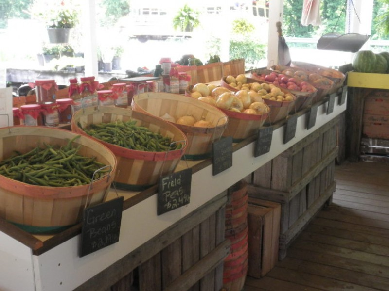 Roadside stands and farmers markets signify summer is