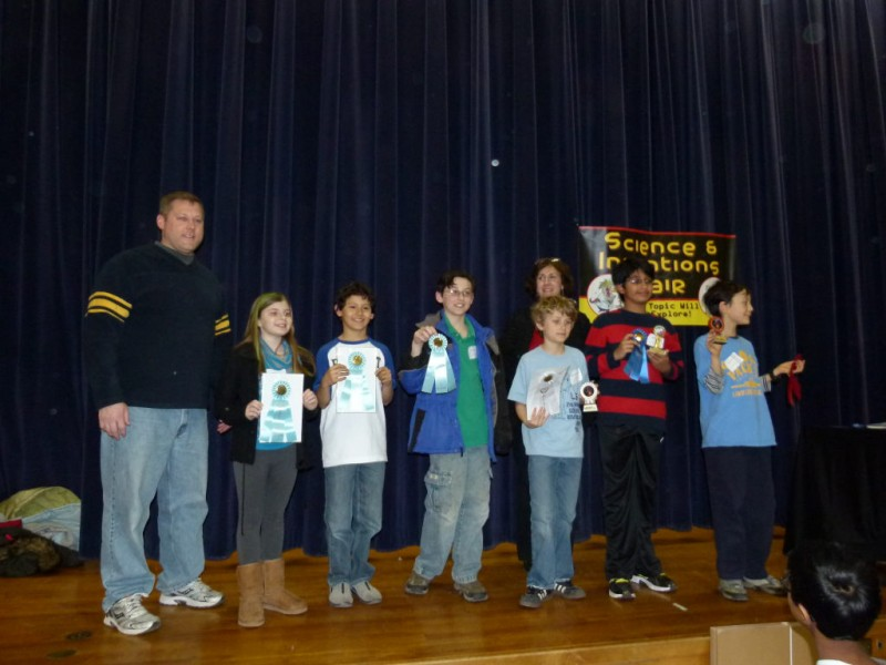 East Windsor Regional School District Elementary Science