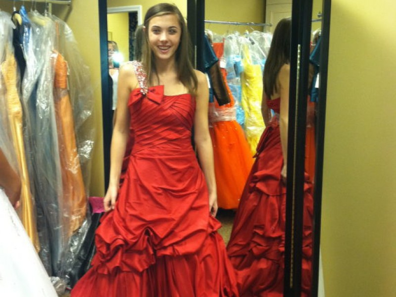 The Prom Excursion: Finding the Perfect Dress | Macomb Township, MI ...