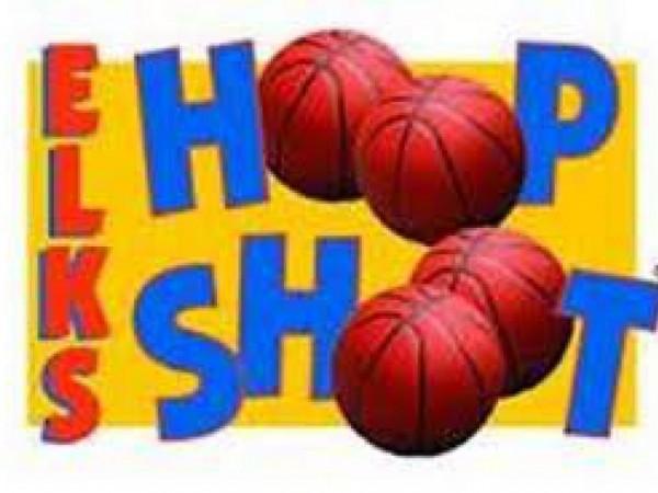 Elks National Basketball Hoop Shoot Contest Barnstable