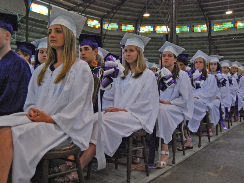 Photo Gallery: Pomp and Circumstance