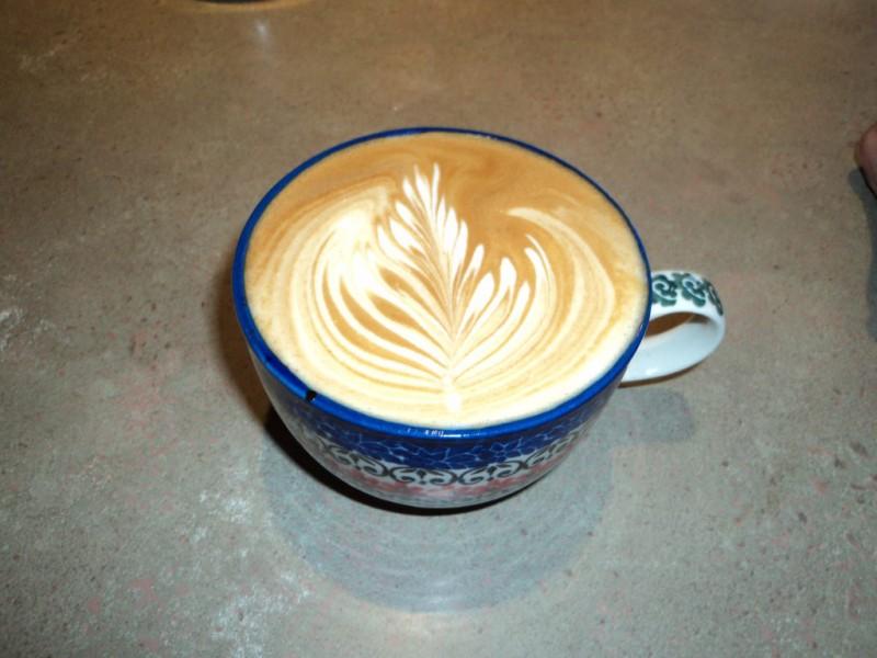 Abrigo foster cafe