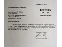 Resignation Letter Sample In Bahasa Malaysia